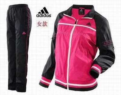 ensemble jogging femme adidas pas cher 7f9c38d34ad