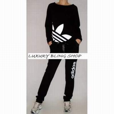 survetement femme adidas noir 10b36506bba